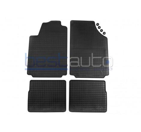 Гумени стелки Petex за Ауди А2 / Audi A2 (00-05)