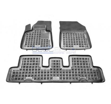 Автомобилни Гумени Стелки Rezaw Plast тип леген за Citroen C4 Picasso II (2013+)