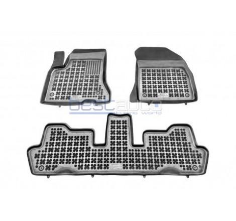 Автомобилни Гумени Стелки Rezaw Plast тип леген за Citroen C4 Picasso / Grand Picasso (2006-2013)