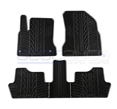 Автомобилни гумени стелки за Citroen C4 Picasso (2006-2013) [G30001]