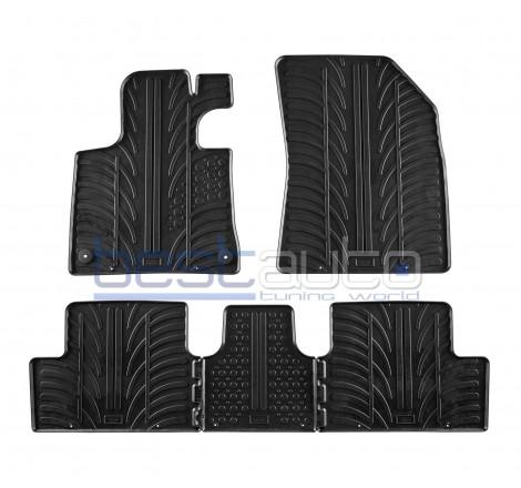 Автомобилни гумени стелки за Citroen C4 Picasso (2013+)