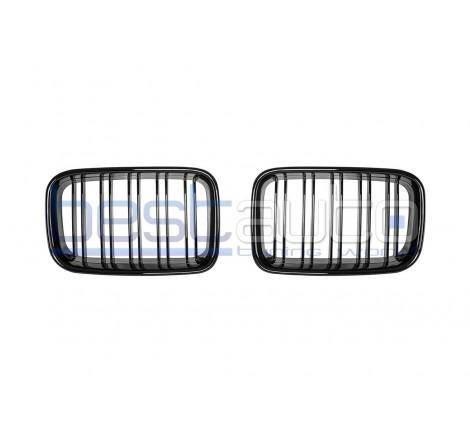 Бъбреци за BMW E36 (1991-1996) Черен Гланц Двойни