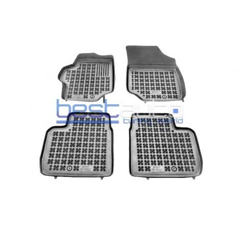 Автомобилни Гумени Стелки Rezaw Plast тип леген за Peugeot 301 (2012+)