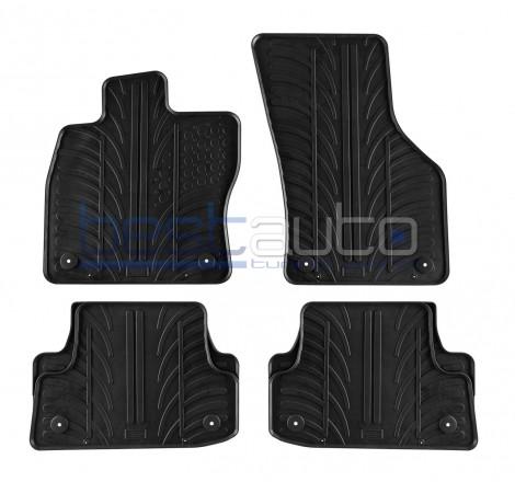 Автомобилни гумени стелки за Audi A3 (2012+)
