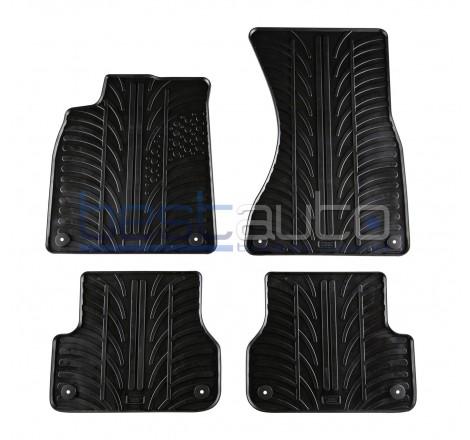 Автомобилни гумени стелки за Audi A7 (2010+)
