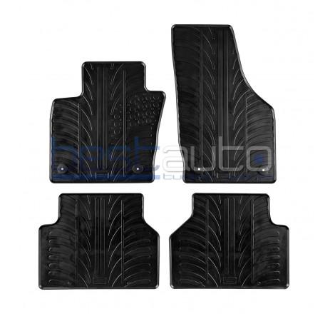 Автомобилни гумени стелки за Audi Q3 (2011+)
