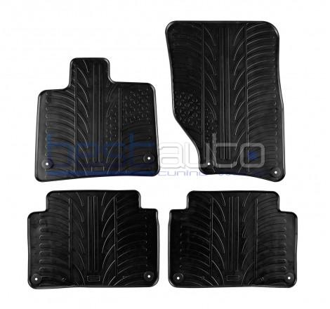 Автомобилни гумени стелки за Audi Q7 (2006-2014)