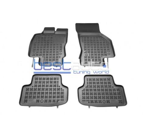 Автомобилни Гумени Стелки Rezaw Plast тип леген за Seat Leon ST (2014+)