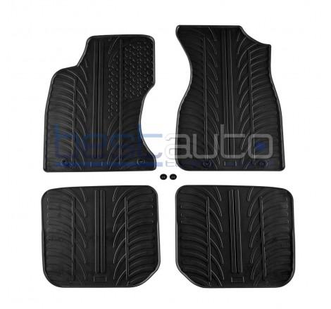 Автомобилни гумени стелки Gledring за Audi A4 B5 (1995-2001)