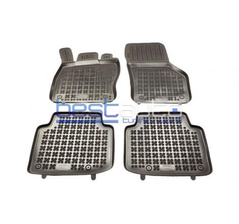 Автомобилни Гумени Стелки Rezaw Plast тип леген за Skoda Superb (2015+)