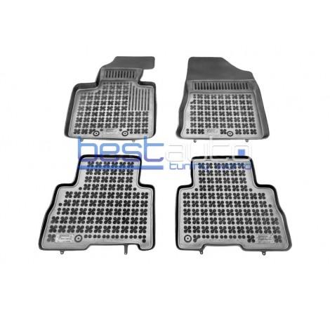 Автомобилни Гумени Стелки Rezaw Plast тип леген за Kia Sorento Фейслифт (2012-2014)