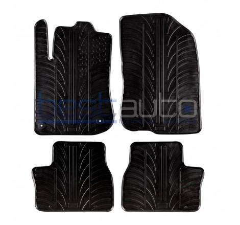 Автомобилни гумени стелки за Peugeot 2008 (2013+)
