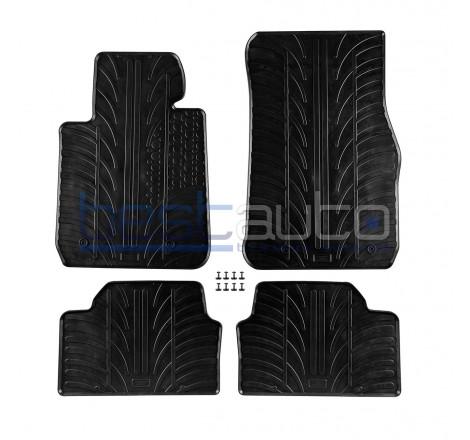 Автомобилни гумени стелки Gledring за БМВ 1-ва серия / BMW 1 Series E87 (2004+)