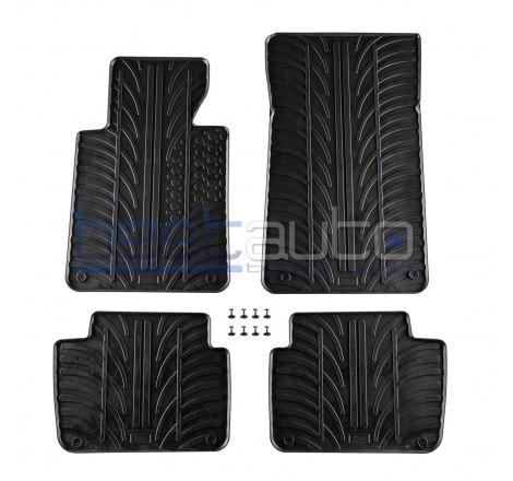 Автомобилни гумени стелки Gledring за BMW E46