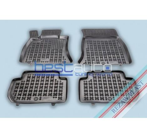 Автомобилни Гумени Стелки Rezaw Plast тип леген за Kia Stinger (2017+)