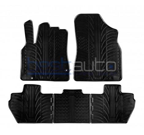 Автомобилни гумени стелки за Citroen Berlingo (2008-2014)
