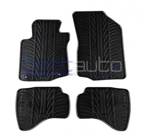 Автомобилни гумени стелки за Citroen C1 (2005-2014)