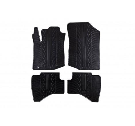 Автомобилни гумени стелки за Citroen C1 (2014+)