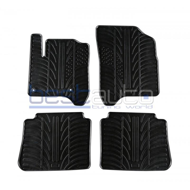 Автомобилни гумени стелки за Citroen C3 Picasso (2009+)