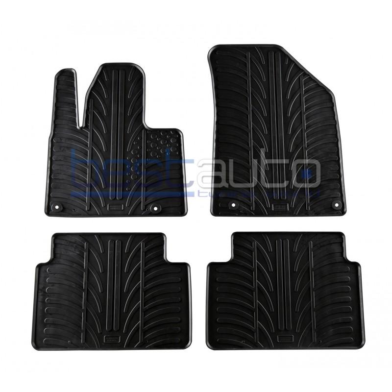 Автомобилни гумени стелки за Citroen C5 (2008+)