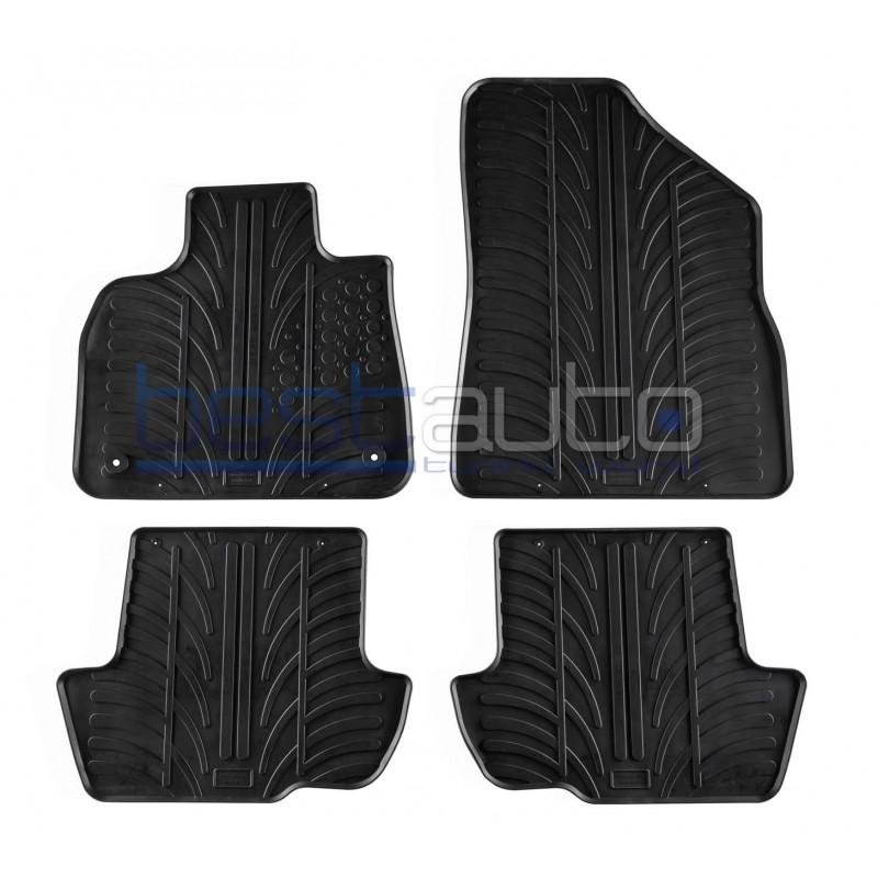 Автомобилни гумени стелки за Citroen DS5 (2015+)