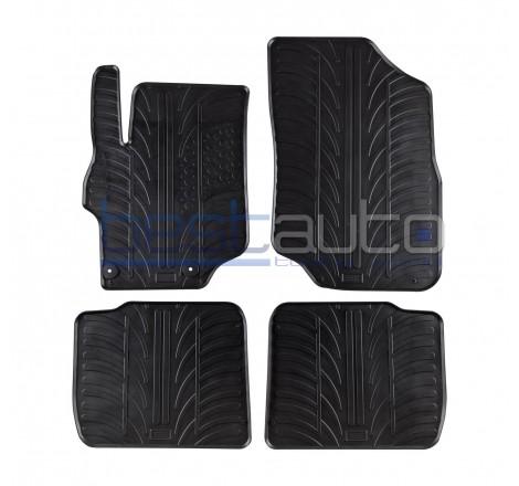 Автомобилни гумени стелки за Citroen C-Elysee (2012+)