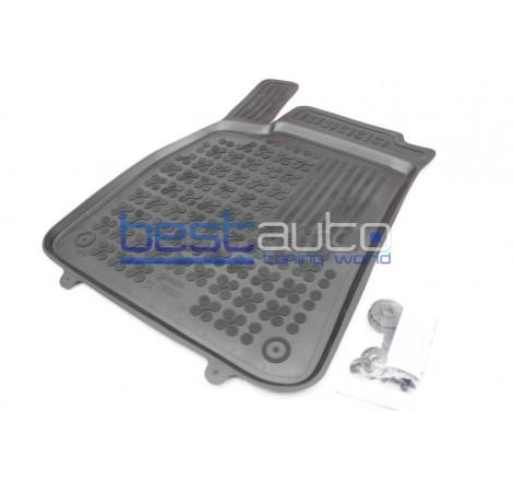 Автомобилни Гумени Стелки Rezaw Plast тип леген за Audi A6 C8 (2018+)