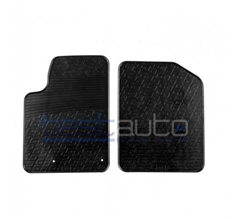 Автомобилни гумени стелки за Peugeot Partner 2 части (2002-2007)