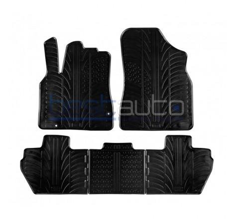 Автомобилни гумени стелки Gledring за Peugeot Partner (2008+)
