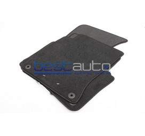 Мокетни стелки Petex за AUDI A8 D3 (4E) (2002-2010) Lux Къса база