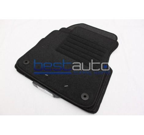 Мокетни стелки Petex за AUDI A8 D4 (4H) (2010+) Къса база