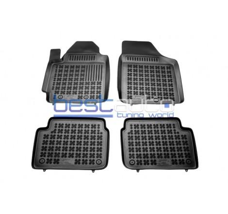Автомобилни Гумени Стелки Rezaw Plast тип леген за Hyundai i10 I (2007-2014)