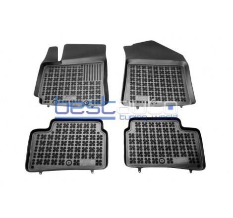 Автомобилни Гумени Стелки Rezaw Plast тип леген за Hyundai i10 II (2014+)