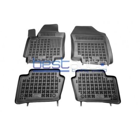 Автомобилни Гумени Стелки Rezaw Plast тип леген за Hyundai I20 I (2008-2014)