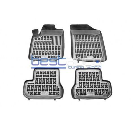 Автомобилни Гумени Стелки Rezaw Plast тип леген за Citroen C2 (2003 - 2009)