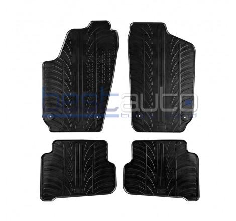 Автомобилни гумени стелки за Volkswagen Polo (2009+)