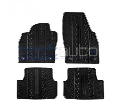 Автомобилни гумени стелки за Volkswagen Polo (2017+)