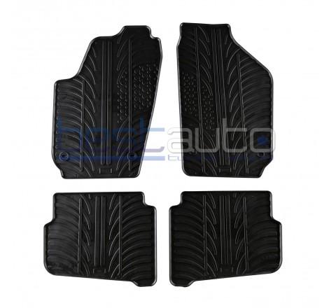 Автомобилни гумени стелки за Volkswagen Polo (2003-2008)