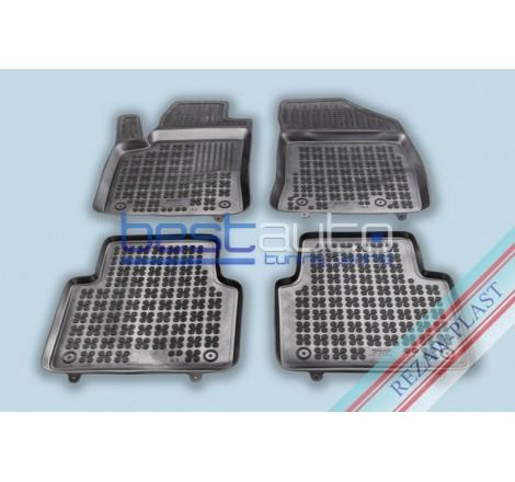 Автомобилни Гумени Стелки Rezaw Plast тип леген за Citroen C3 Aircross (2017+)