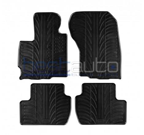 Автомобилни гумени стелки за Mitsubishi Outlander (2007-2012)