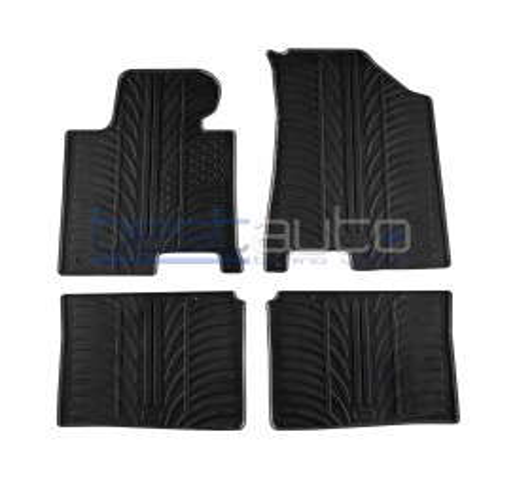 Автомобилни гумени стелки за Hyundai i40 (2011+)