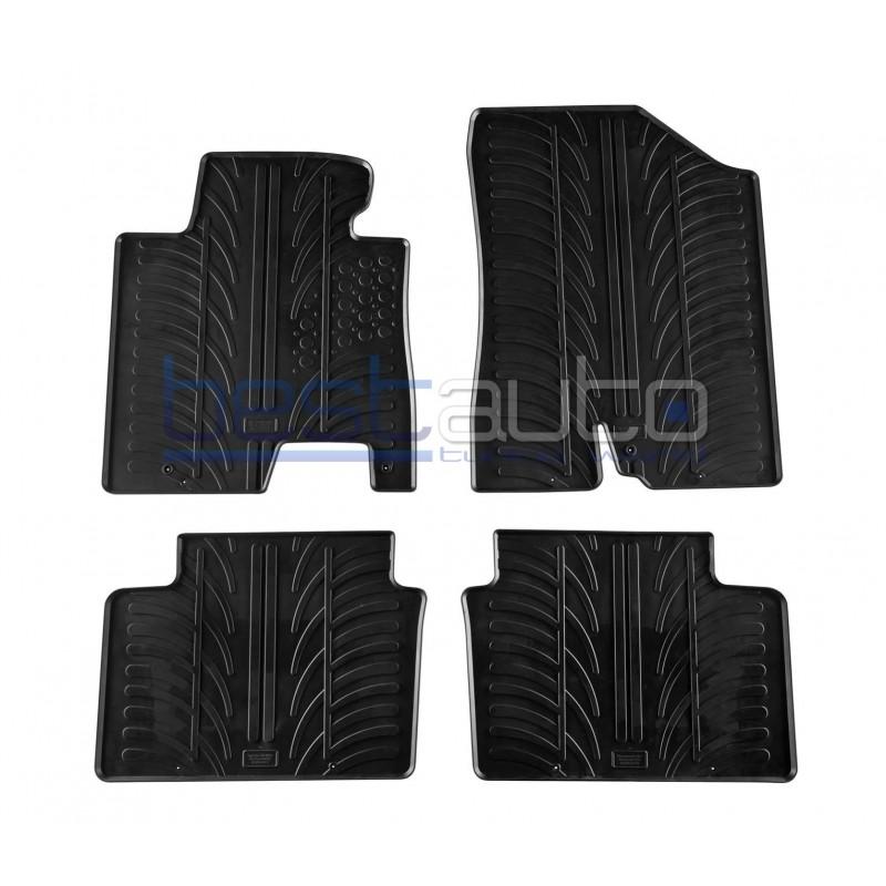 Автомобилни гумени стелки за Hyundai i30 (2012-2017)