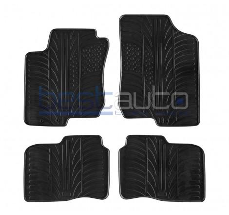Автомобилни гумени стелки за Hyundai i30 (2007-2011)