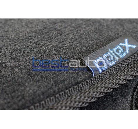 Мокетни стелки Petex за Fiat 500 (2007-2013) Lux