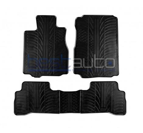 Автомобилни гумени стелки за Honda CR-V (2006-2012)