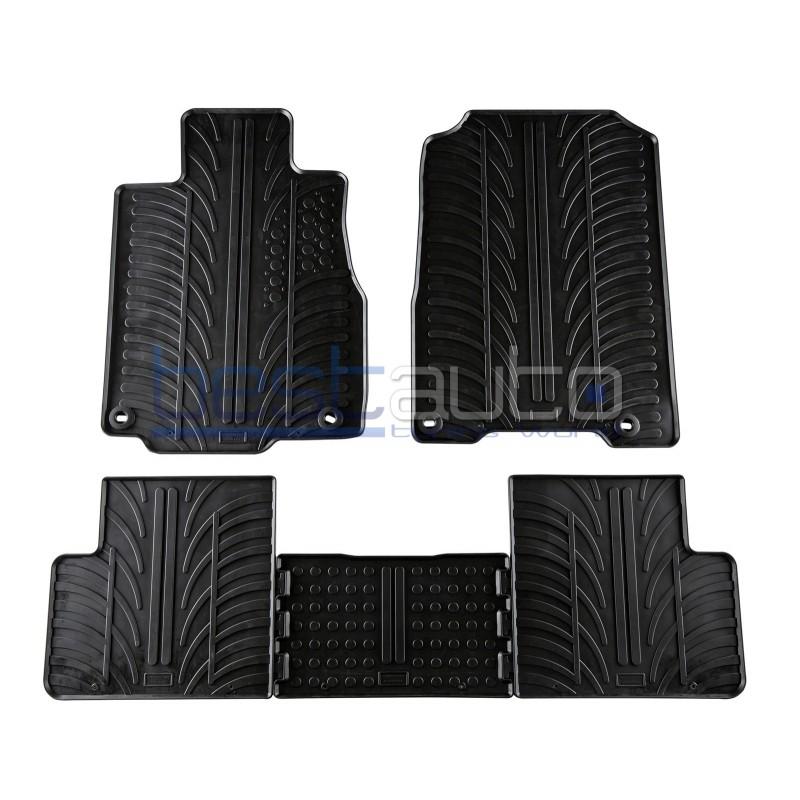 Автомобилни гумени стелки за Honda CR-V (2012+)