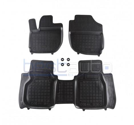 Автомобилни Гумени Стелки Rezaw Plast тип леген за Honda Jazz (2013+)