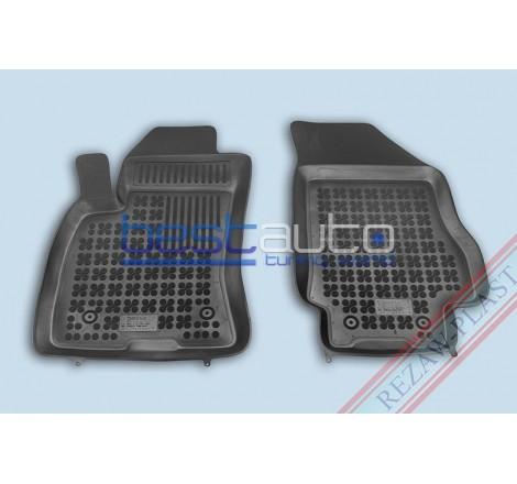 Автомобилни Гумени Стелки Rezaw Plast тип леген за Fiat Doblo (2010+)