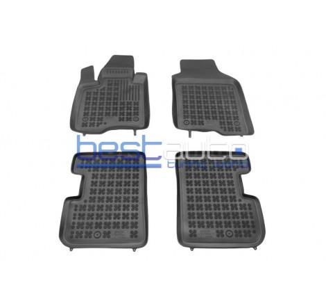 Автомобилни Гумени Стелки Rezaw Plast тип леген за Fiat Panda (2012+)