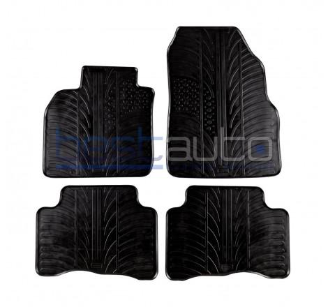 Автомобилни гумени стелки за Renault Scenic II (2003-2009)